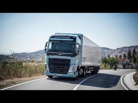 Электро грузовики от Volvo Trucks! Первые поставки клиентам!