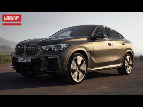 Новый BMW X6 (2020): цены и все подробности