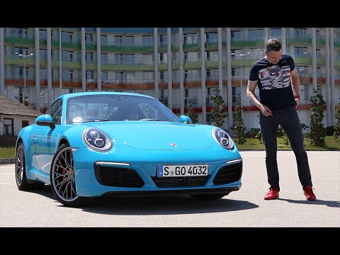 Тест-драйв Porsche 911 Carrera S (2016). Хорошо или плохо?