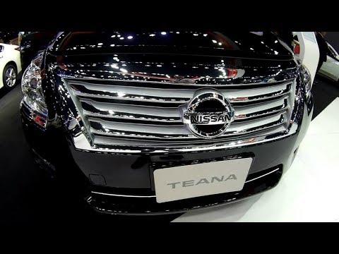 2018 Nissan Teana 2.0XL Exterior and Interior