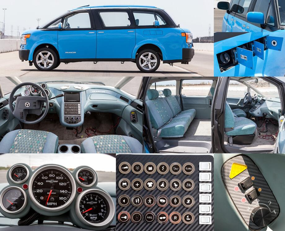 Албанская хонда
