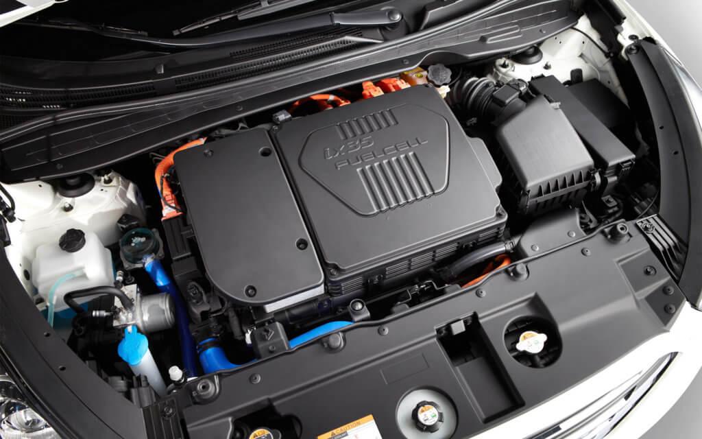 мотор ix35