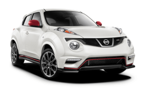 Защита крыла на Nissan Juke