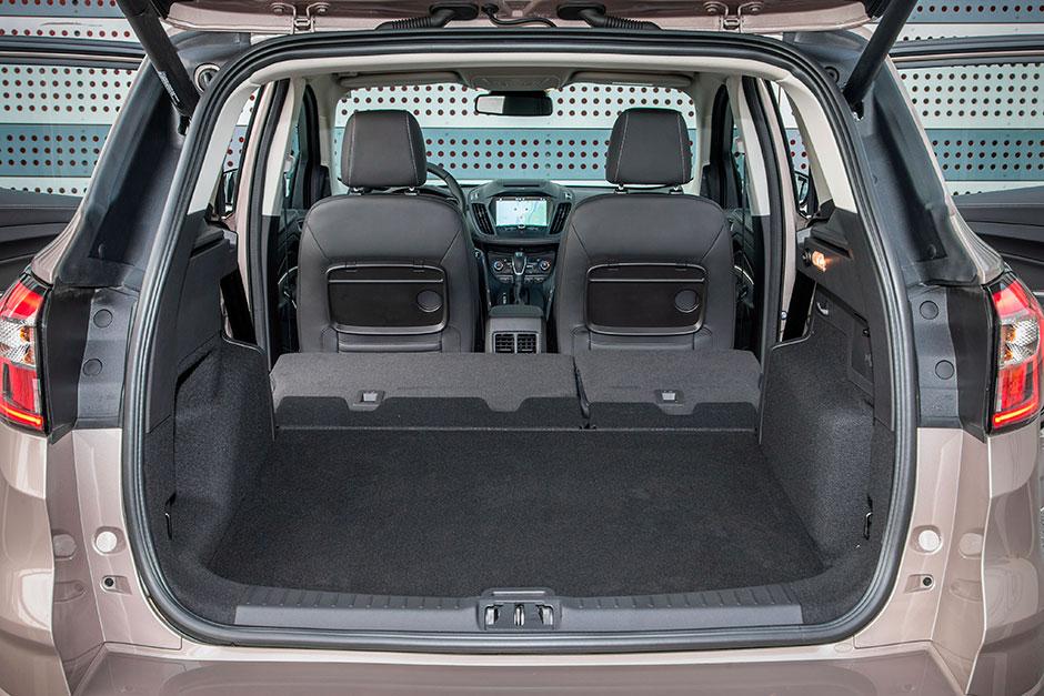 багажник форд куга 2017
