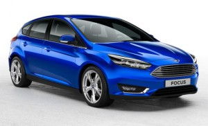 Ford Focus 3 рестайлинг 2015