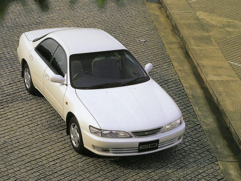 Тойота Карина ЕД экстерьер