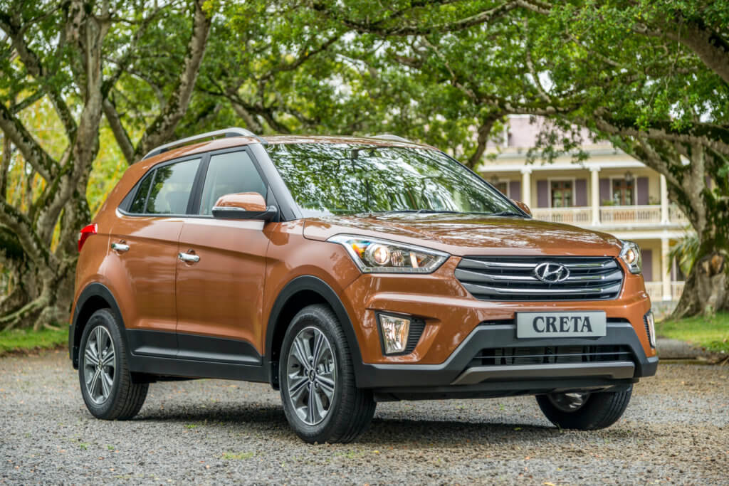 Hyundai Creta дизайн