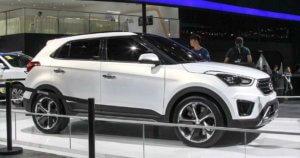 Hyundai ix25 дизайн