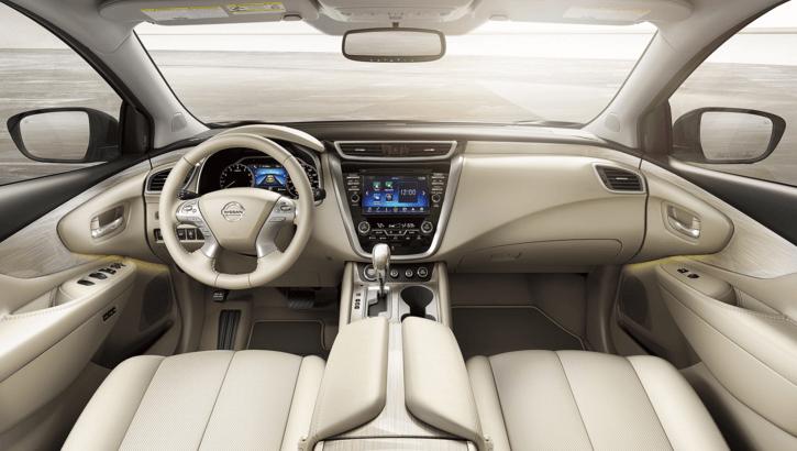 ниссан мурано 2016, новый ниссан мурано 2016 комплектации и цены, Ниссан мурано технические характеристики, ниссан мурано отзывы владельцев, ниссан мурано 2016 начало продаж в россии цена, Nissan Murano технические характеристики, ниссан мурано 2016 тест драйв видео