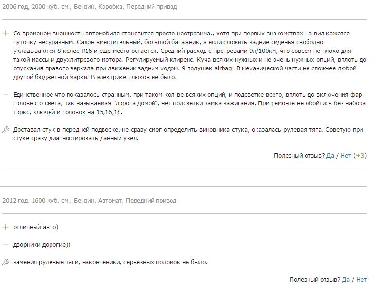 Ситроен с5 отзывы владельцев