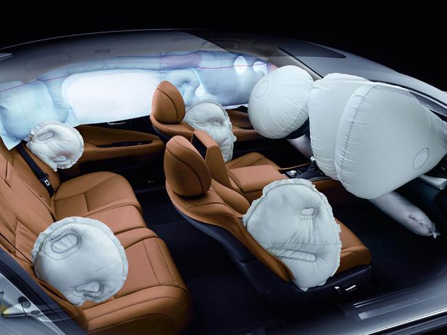 подушки безопасности chevrolet