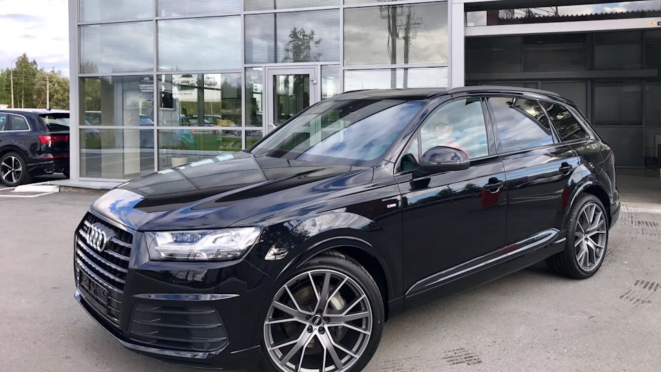Audi Q7 Bang Olufsen Edition