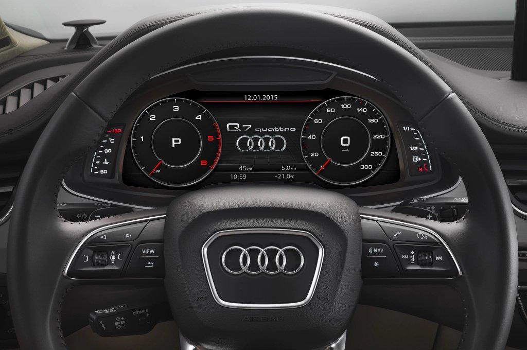 руль Audi Q7