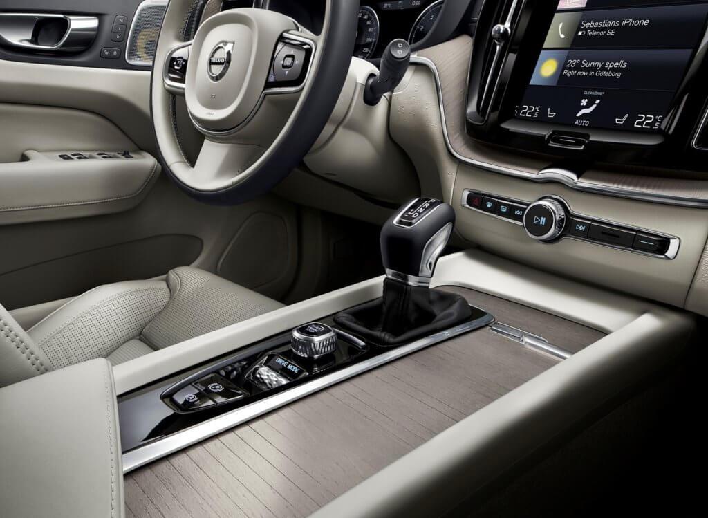 Volvo XC60 кпп