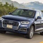 Audi Q5 дизайн