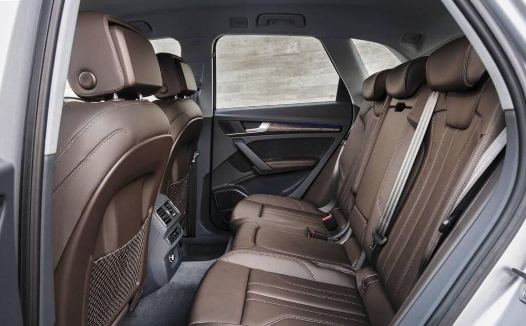 Audi Q5 интерьер