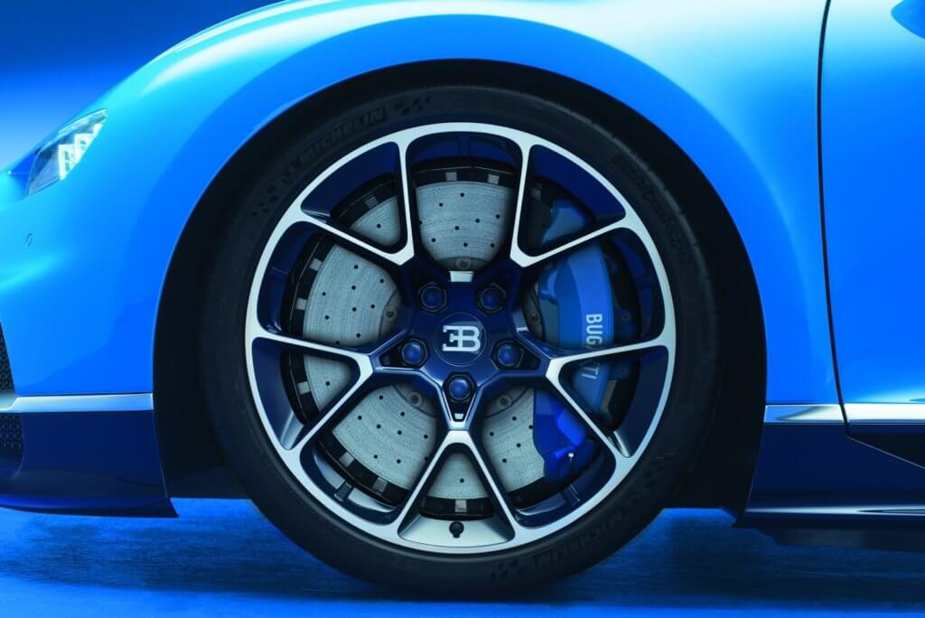 Bugatti Chiron 2019 - Бугатти Чирон диски
