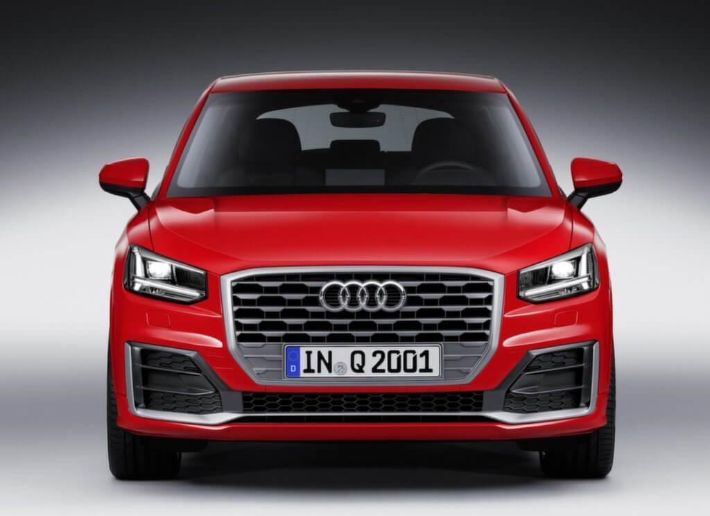 Audi Q2 - начало продаж в России 2016 - 2017: цены, комплектации, фото