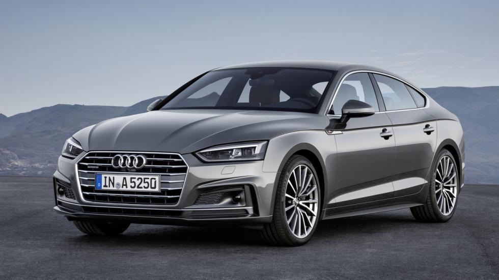Audi A5 спортбэк