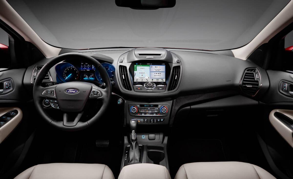 форд куга 2017 новый кузов комплектации и цены фото, форд куга 2017 когда начнутся продажи в россии