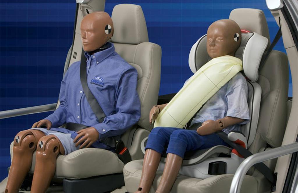 надувные ремни безопасности