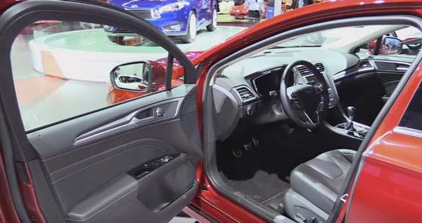 переднее сиденье ford mondeo