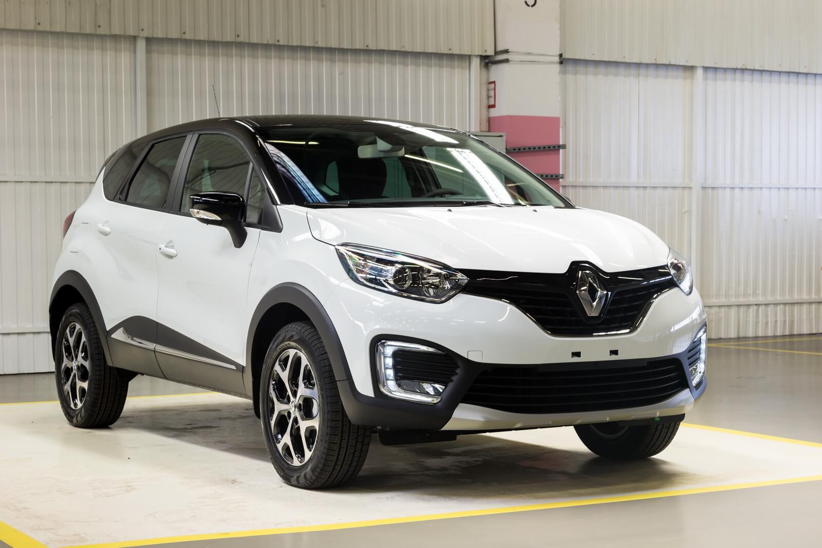 Renault Captur 2019 — комплектации, цены, фото и характеристики