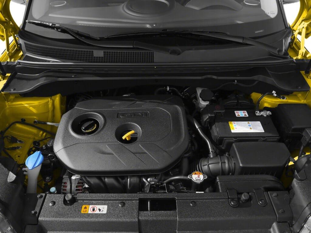 Киа Соул 2016 двигатель