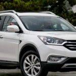 Dongfeng ax7 комплектации и цены