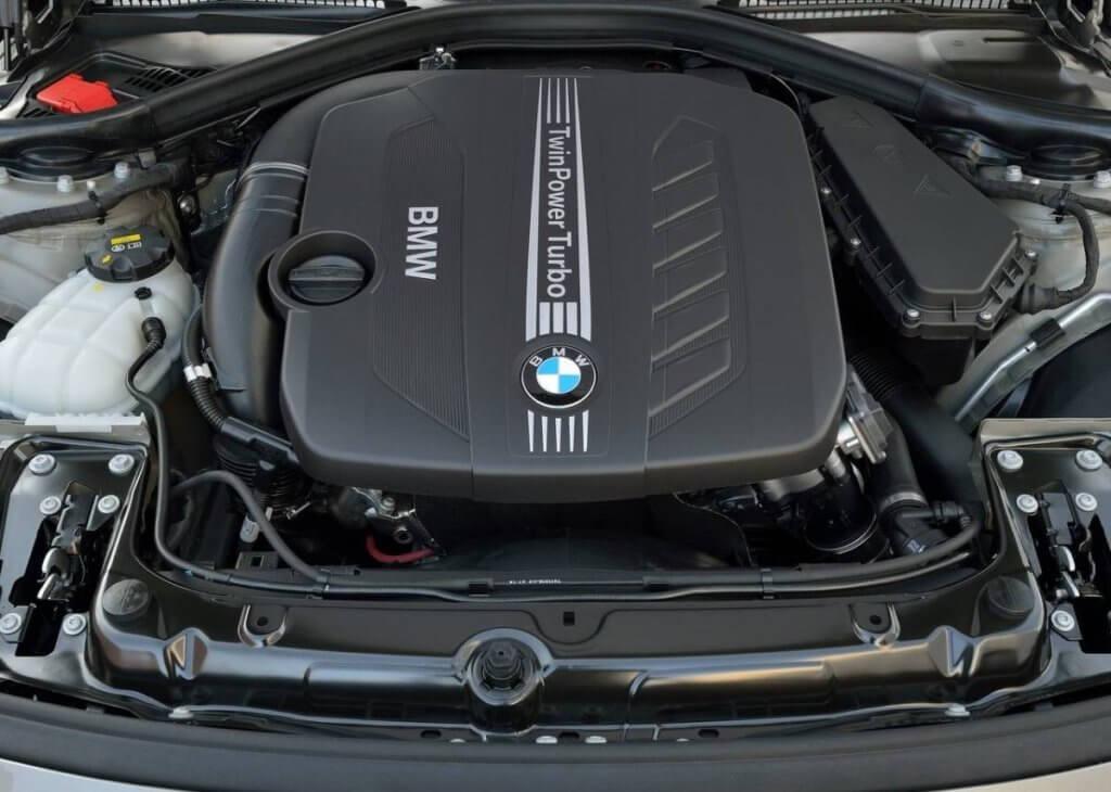 БМВ 3 серии мотор