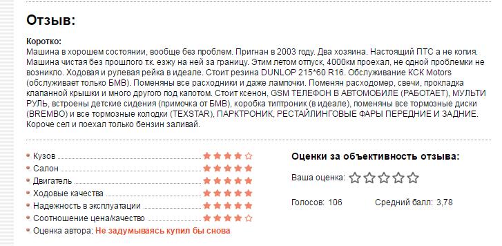 Х4 ОТЗЫВ