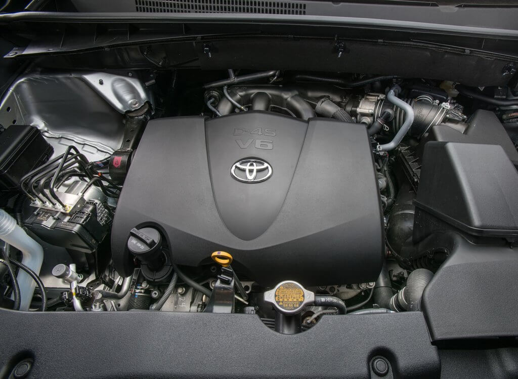 Тойота Хайлендер 2017 - цена, отзывы, комплектации, характеристики