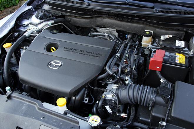 мазда 6 двигатель
