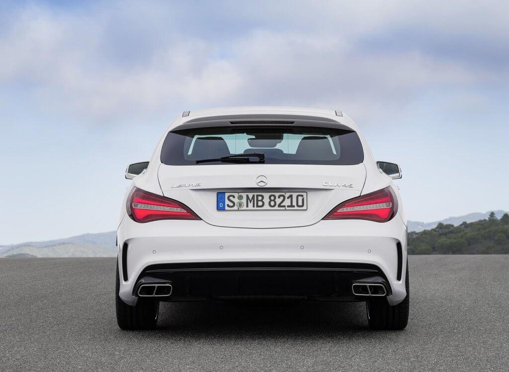 Mercedes Benz CLA класса 2017-2018 года: стоимость и характеристики
