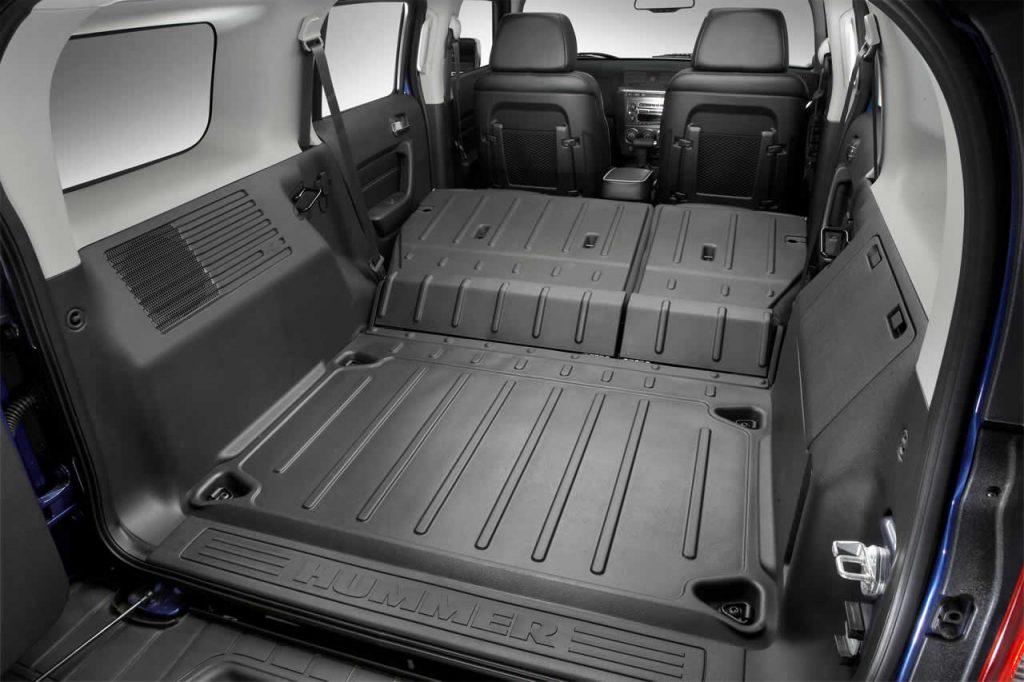 Hummer H3 - Багажник