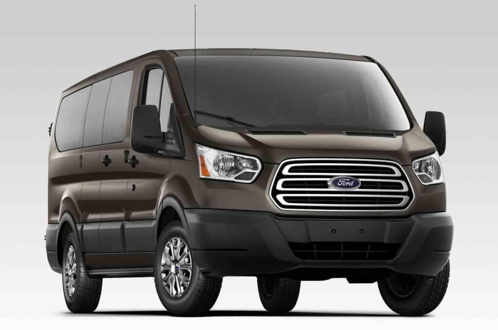 Форд Транзит дизайн