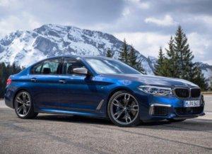 BMW-M550i