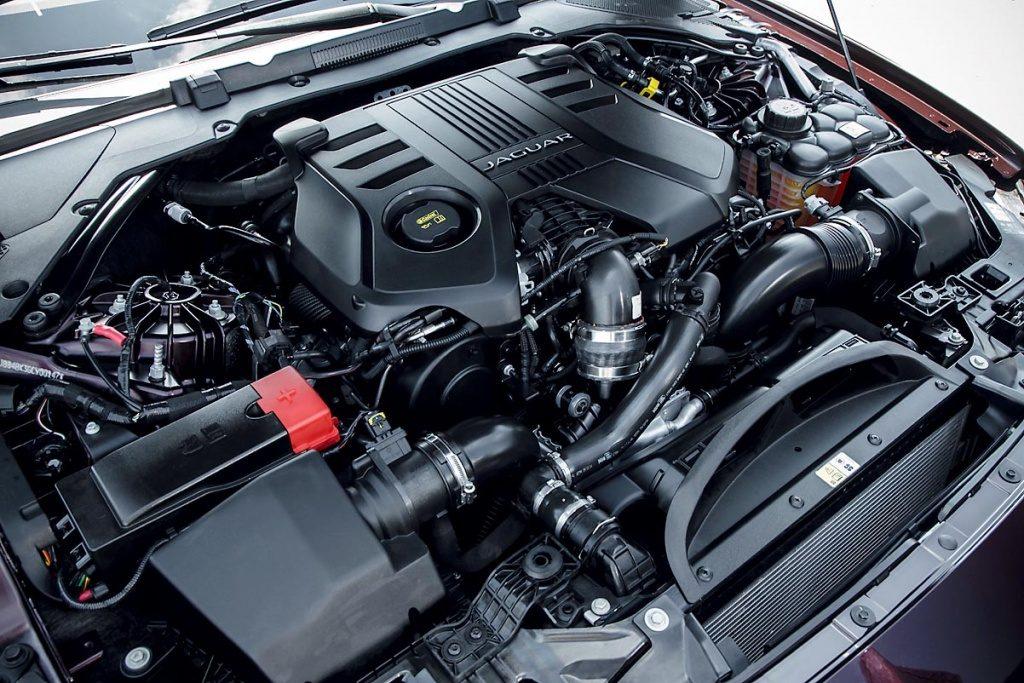двигатель Ягуара