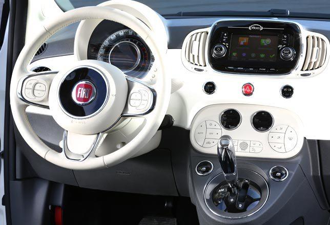 Fiat 500 базовый