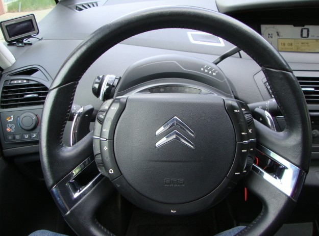Гранд С4 руль