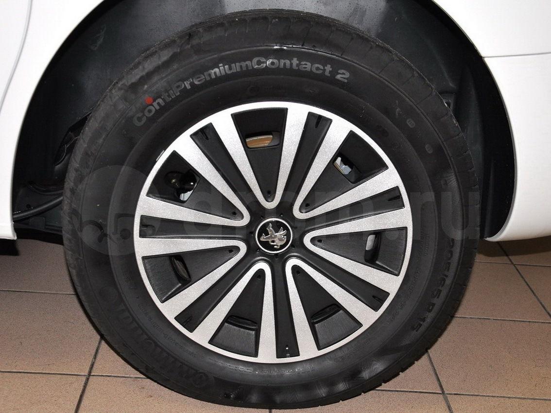 Peugeot Partner Tepee 2018 колёса