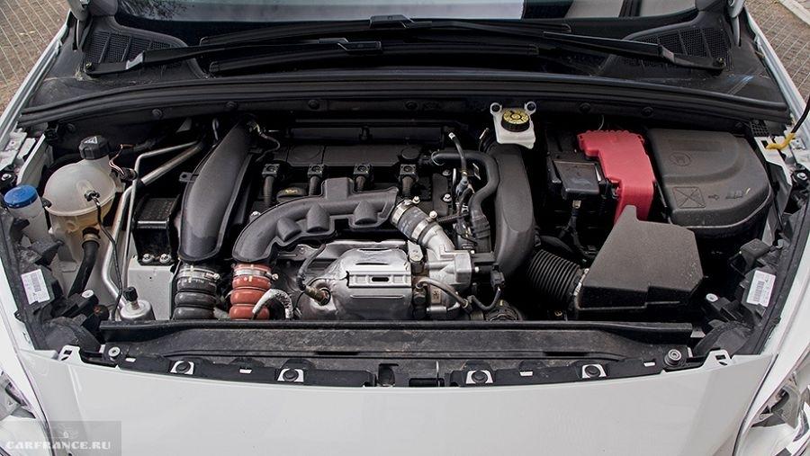 Пежо 408 двигатель
