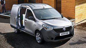 Renault Dokker Van .. т