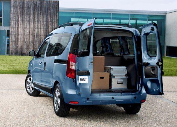 Renault Dokker Van для перевозки груза