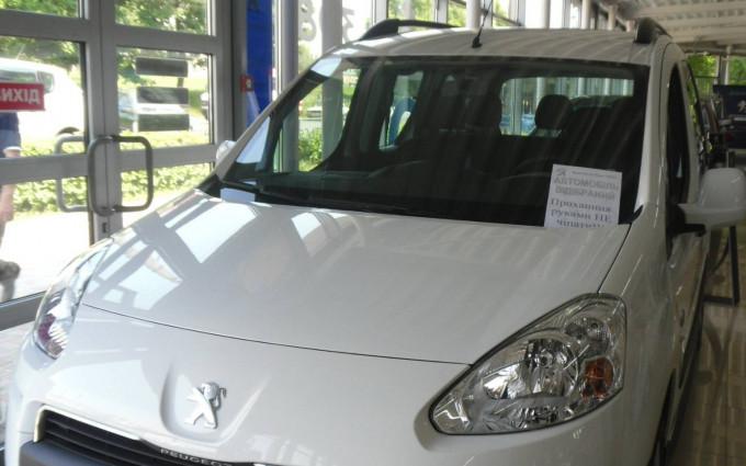 авторынок Peugeot Partner Tepee