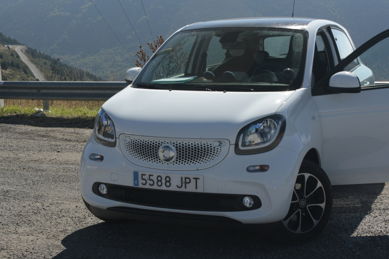 фары Smart Forfour