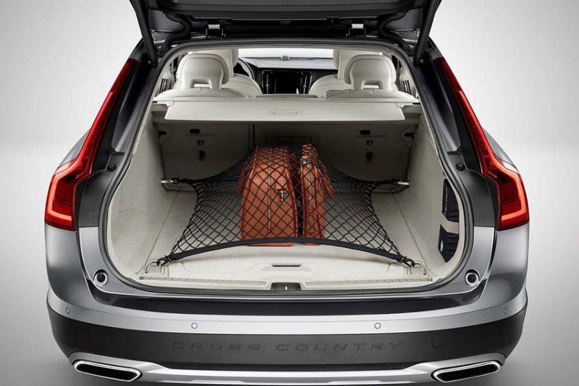 объем багажника