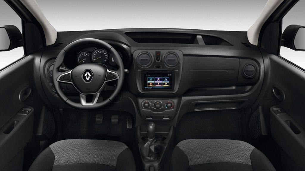 панель Renault