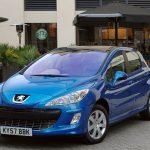 Пежо (Peugeot) 308 - Синий