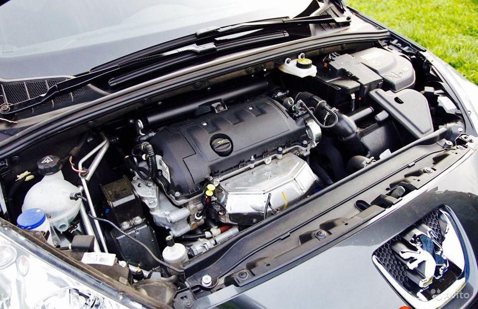 пежо 308 двигатель